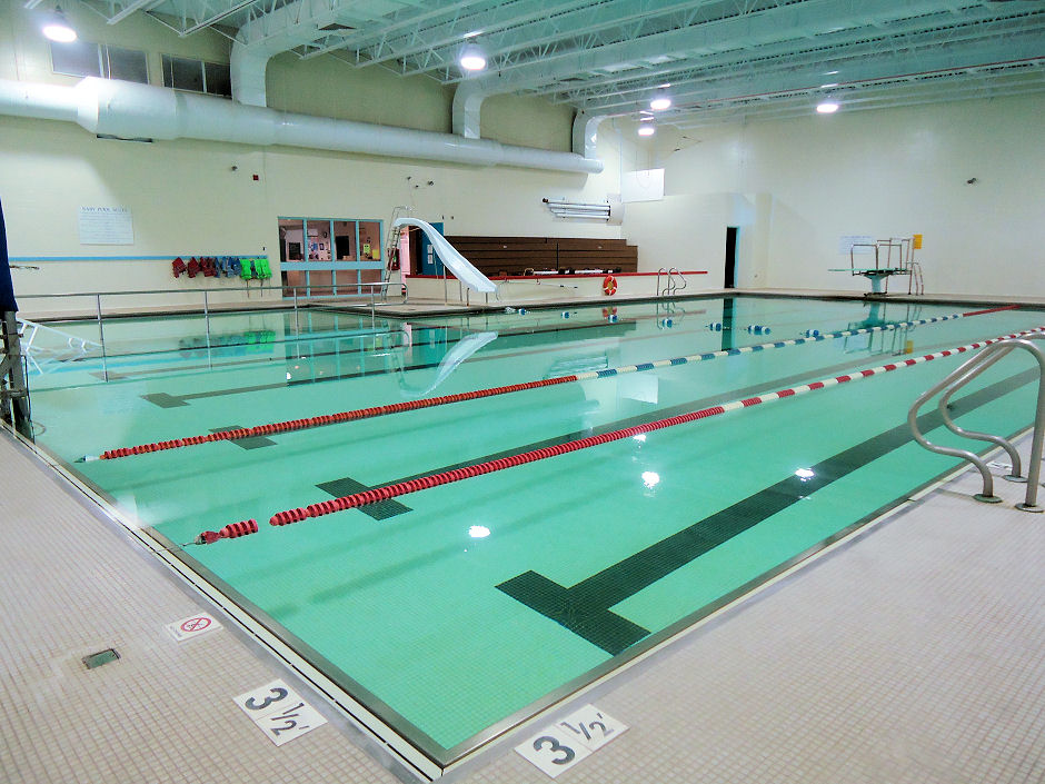 Recreation Center Facilities Hanna Wyoming Information And News