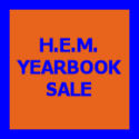 HEM yearbook sale